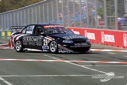 Adrian Fernandez driving an Australian Touring Car Championship Holden V8