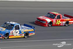 Brendan Gaughan and Mike Bliss