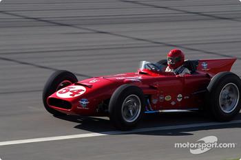 #54 1957 Novi Indy Roadster