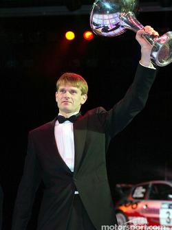 Third place, Carlos Sainz