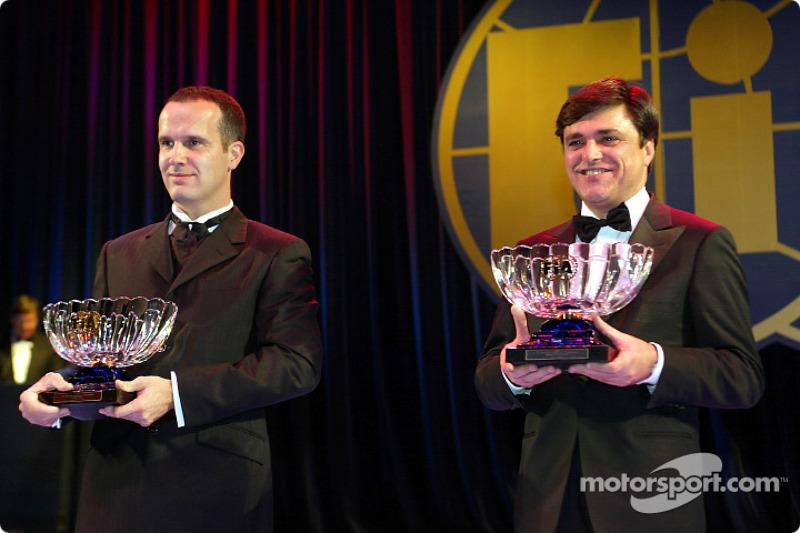 FIA European Touring Car Championship, winning driver, Fabrizio Giovanardi, winning constructor, Mauro Sipsz