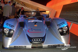 Audi R8 2002 LeMans 24-hr Championship