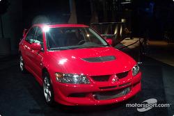 North American Mitsubishi Lancer Evolution