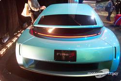 Toyota Fine-S Concept solar panel