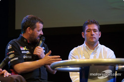 Interview with Paul Stoddart and Jos Verstappen