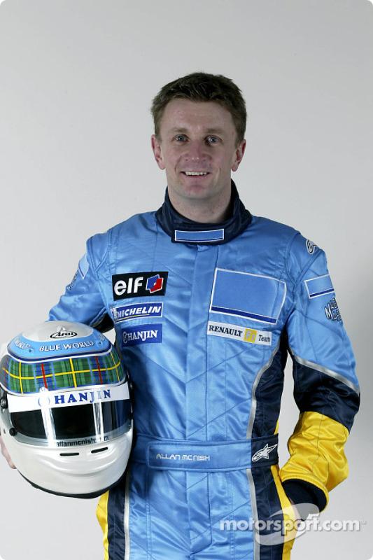 Allan McNish