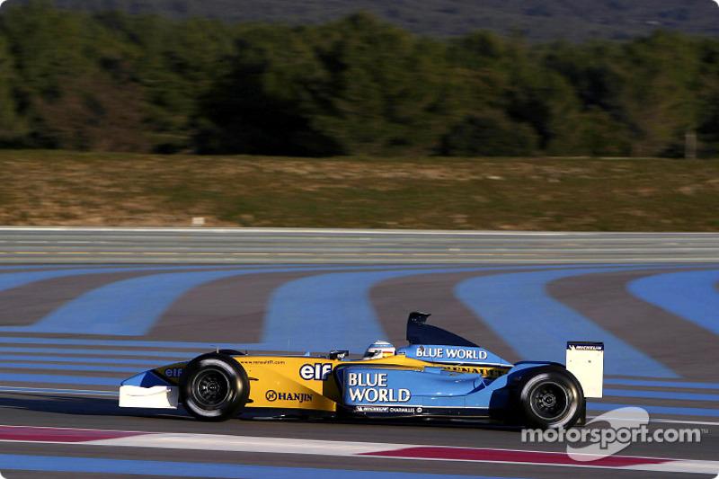 Rückblick: Renault 2003