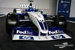 yeni BMW Williams F1 FW25