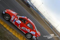 Team Lexus Lexus IS300 : Ian James, Troy Hanson