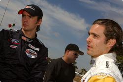 Darren Manning and Rodolfo Lavin