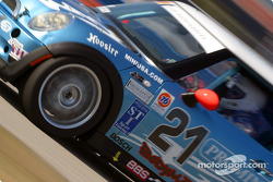 #21 Nuzzo Motorsports Mini Cooper S: Michael Bavaro, Eugene McGillycuddy, Shane Lewis