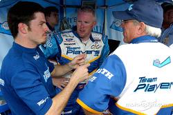 Patrick Carpentier et Paul Tracy