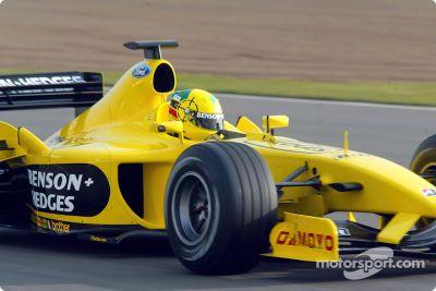 Silverstone Şubat testi
