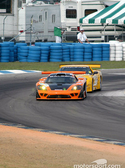#83 Graham Nash Motorsport Saleen S7R: Thomas Erdos, Pedro Chavez