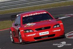 Alain Menu, Opel