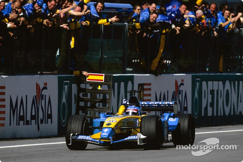 Гран При Малайзии, 2003 год