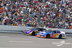 Lance Norick and Kerry Earnhardt