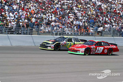 Jamie McMurray and Jeremy Mayfield