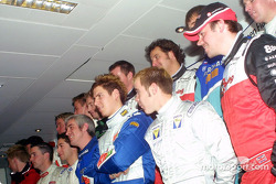 All the 2003 BTCC drivers