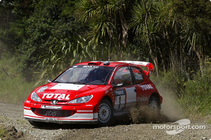 Rallye de Nouvelle-Zélande 2003