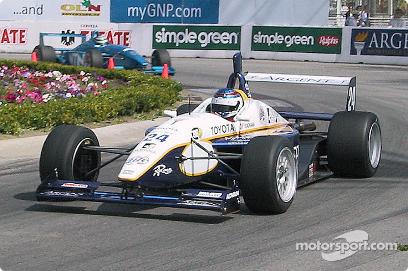 Danica Patrick y el salto a la IndyCars