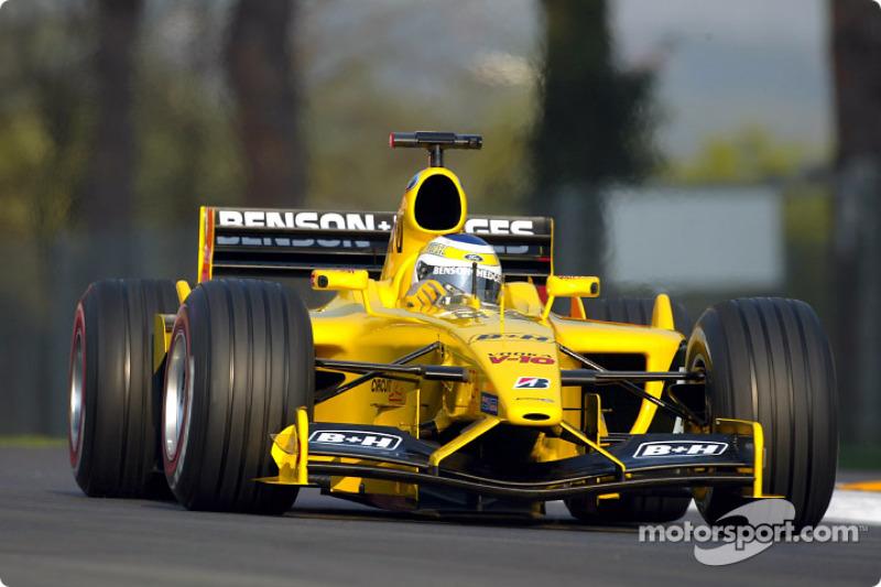 2003: Jordan EJ13