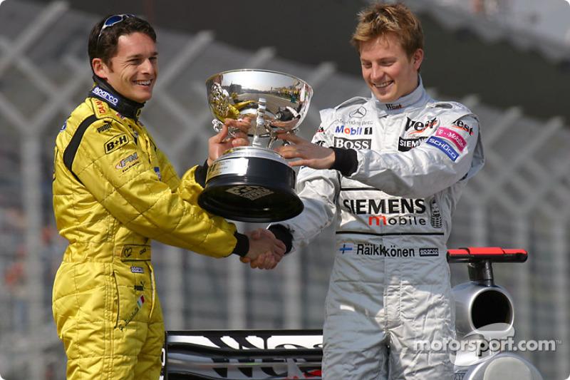 6. Джанкарло Фізікелла, Гран Прі Бразилії-2003 (110 гонок)