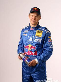 Abt Sportsline drivers presentation: Mattias Ekström