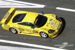#66 Konrad Motorsport Saleen S7R: Franz Konrad, Toni Seiler
