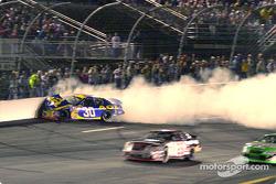 Jeff Green's crash