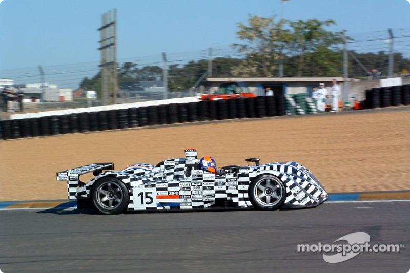 Voor de hoeveelste keer zal Jan Lammers in 2017 deelnemen aan de 24 uur van Le Mans?