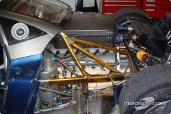 Mercedes V12 in de Pagani Zonda