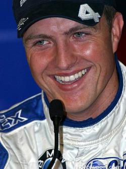 Saturday press conference: pole winner Ralf Schumacher