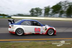 #69 Marcus Motorsports BMW M3: Brian Cunningham, Hugh Plumb, Gilles Vannecet