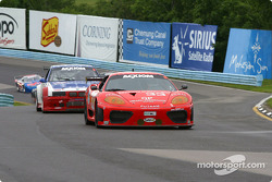 Start: #33 Scuderia Ferrari of Washington Ferrari 360GT: Cort Wagner, Brent Martini