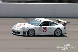 #25 Rosser Racing Porsche GT3 RS: Blake Rosser, Randy Pobst