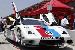 #59 Brumos Racing Porsche Fabcar