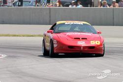 #50 Michael Baughman Racing Firebird: Ray Mason, Bob Ward