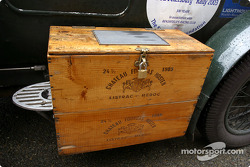 Never leave home without your portable cellar of Medoc