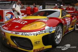 #70 JMB Racing Ferrari 360 Modena