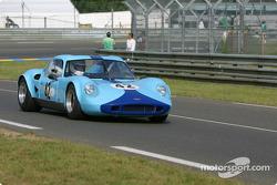#42 Chevron B8: Tony Bianchi, Malcolm Paul