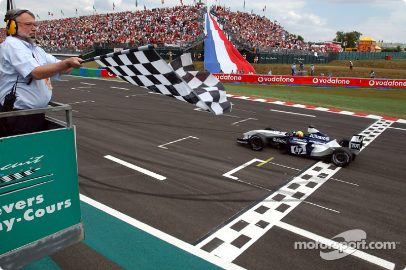 2003: Ralf Schumacher