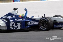Переможець Ральф Шумахер, Williams BMW