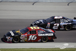 Greg Biffle and Rusty Wallace