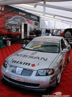 Eric Curran's car
