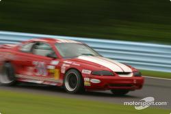 la Mustang Cobra R n°30 de l'équipe Frederick Motorsports pilotée par David Brown, Hank Mountain