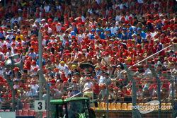 Fans at Hockenheim
