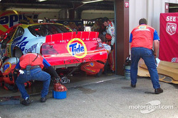 Ricky Craven needs a new rear gear