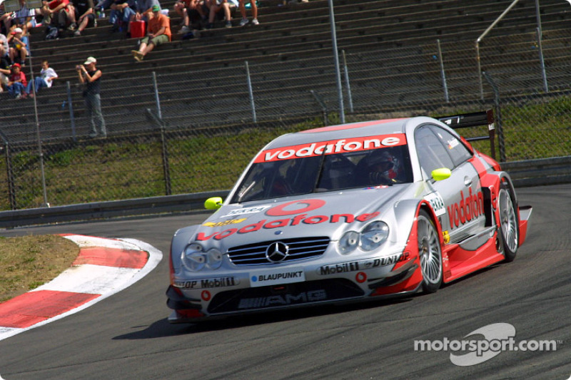 2003: AMG-Mercedes CLK