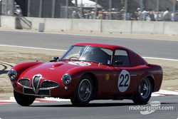 #22 1953 Alfa-Romeo 6C 3000CM driven by Phil Hill